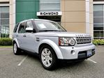 2011 Land Rover LR4 V8 in Richmond, British Columbia