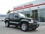 2010 Jeep Liberty Limited 4x4 in Penticton, British Columbia