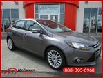2012 Ford Focus Titanium in Lethbridge, Alberta