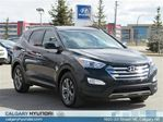 2013 Hyundai Santa Fe 2.4 Prem. AWD, Bluetooth, Heated Steering Wheel in Calgary, Alberta