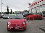 2012 Fiat 500 Lounge Cabrio in North Vancouver, British Columbia