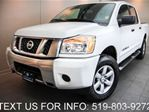 2013 Nissan Titan SV 4WD CREW CAB! SIDE BARS! CERTIFIED! in Guelph, Ontario