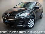 2010 Mazda CX-7 GX LEATHER & SUNROOF! ALLOYS! CERTIFIED! in Guelph, Ontario