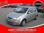 2008 Chevrolet Aveo  LT Hatchback - Fuel Efficient, Ready to Go! in Cobourg, Ontario