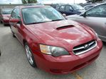 2005 Subaru Legacy 2.5 GT Limited in Winnipeg, Manitoba