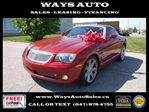 2004 Chrysler Crossfire LIMITED EDITION **AUTOMATIC** in Concord, Ontario
