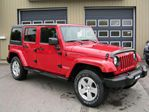 2011 Jeep Wrangler Sahara in Quebec, Quebec