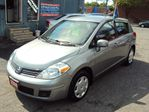 2008 Nissan Versa 1.8S ONE OWNER MINT 4 NEW TIRES SAFETY AND ETESTED FINANCING AVIALABLE in Ottawa, Ontario