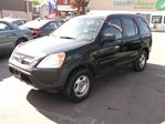 2003 Honda CR-V LX - FOUR WHEEL DRIVE - ONLY 166 KM - REMOTE STARTER in Ottawa, Ontario