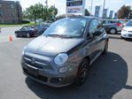 2012 Fiat 500 Sport (toit ouvrant panoramique, syst. de son BOSE in Laval, Quebec