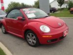 2007 Volkswagen New Beetle Convertible in Oshawa, Ontario