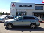 2007 Audi Q7 V8 4.2L ACCIDENT FREE, ONE OWNER TRADE IN!! in Markham, Ontario