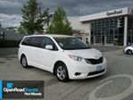 2011 Toyota Sienna LE in Port Moody, British Columbia