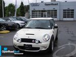 2010 MINI Cooper S Mayfair Edition in Vancouver, British Columbia