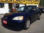 2002 Honda Civic SI /AIR / PWR ROOF / LOADED / in Scarborough, Ontario