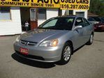 2003 Honda Civic S I  / PWR ROOF / LOADED / ALLOY WHEE in Scarborough, Ontario