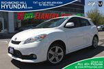 2011 Toyota Matrix S Model w Sunroof Alloys Fog Lights in Richmond Hill, Ontario