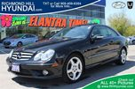 2008 Mercedes-Benz CLK-Class CLK 350 AMG Premium Black Coupe in Richmond Hill, Ontario