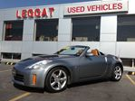 2006 Nissan 350Z *CONVERTIBLE*6 SPEED*HEATED LEATHER*BOSE AUDIO* in Burlington, Ontario