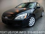 2006 Honda Accord EX-L COUPE V6 AUTOMATIC! LEATHER SUNROOF! ALLOYS! in Guelph, Ontario