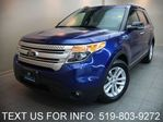 2013 Ford Explorer XLT ECOBOOST 7-PASS! LTHR SUNROOF! MSRP was $42,72 in Guelph, Ontario