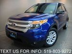 2013 Ford Explorer XLT 4WD 7-PASS! LTHR SUNROOF! MSRP was $44,729!! in Guelph, Ontario