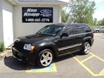 2010 Jeep Grand Cherokee SRT8, AWD, Hemi, Leather, Moonroof, Automatic in Essex, Ontario