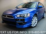 2009 Mitsubishi Lancer GTS NAV/TV/DVD! SUNROOF LEATHER! PADDLE SHIFT! in Guelph, Ontario