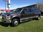 2008 Ford F-350 Lariat 4x4 **ACCIDENT FREE** in Burlington, Ontario