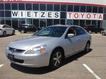 2003 Honda Accord EX, LEATHER, 5 SPD MANUAL in Vaughan, Ontario
