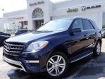 2012 Mercedes-Benz M-Class ML350 BlueTEC 4MATIC! PREM PKG!LOADED!NAV!BACKUP in Thornhill, Ontario