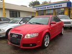 2008 Audi A4 2.0T SE Quattro AWD in North Bay, Ontario