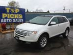 2010 Ford Edge SEL AWD in North Bay, Ontario