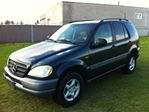 1999 Mercedes-Benz M-Class ML350           in Cobourg, Ontario