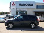2012 Hyundai Santa Fe GL V6 W/ BLUETOOH AND HEATED SEATS! in Markham, Ontario
