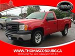 2010 GMC Sierra 1500 WT REG CAB! LONG BOX! LOW KMS! in Cobourg, Ontario