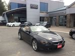2007 BMW 6 Series 650i in Barrie, Ontario