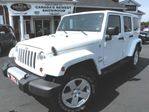 2012 Jeep Wrangler Unlimited Sahara in Paris, Ontario