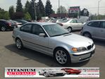 "2002 BMW 3 Series 320 Heated Leather Seat - 17"" Rims on new tires in London, Ontario"