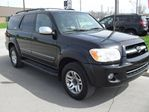 2007 Toyota Sequoia Limited in Oakville, Ontario
