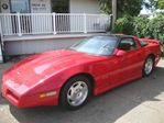 1985 Chevrolet Corvette C4 COUPE w/Glass Roof in Edmonton, Alberta