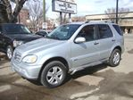 2005 Mercedes-Benz M-Class ML350 Special Edition AWD in Edmonton, Alberta
