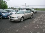 2005 Nissan Altima 1 OWNER-LEATHER-P/ROOF-DEALER SERVICED-108,000 KM! in Ottawa, Ontario