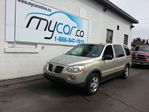 2009 Pontiac Montana SV6 w/1SA in Richmond, Ontario