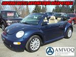2004 Volkswagen New Beetle           in Saint-Ambroise-De-Kildare, Quebec