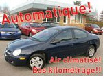 2004 Dodge Neon SX 2.0 in Victoriaville, Quebec