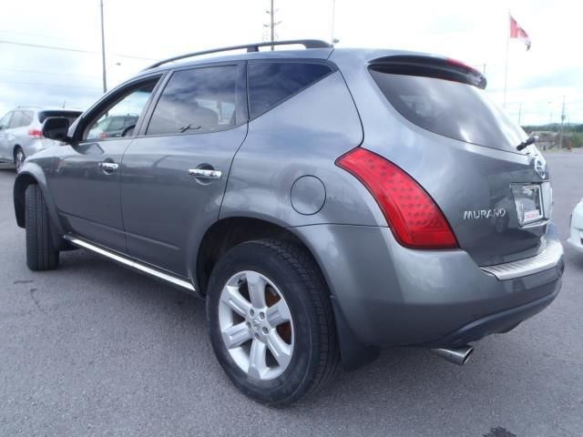 2006 nissan murano sl peterborough ontario used car for sale. Black Bedroom Furniture Sets. Home Design Ideas