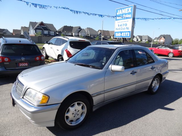 2000 mercedes benz c class classic ottawa ontario used for Mercedes benz c class 2000
