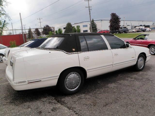 1999 cadillac deville 50th anniversary edition barrie ontario used car for. Cars Review. Best American Auto & Cars Review