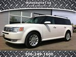 2009 Ford Flex SEL AWD  Only $167 bi-weekly with $0 down!....DVD + Warranty + PST Paid!! in Warman, Saskatchewan